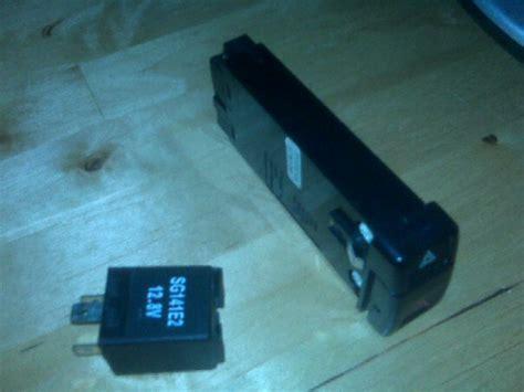 turn signal flasher relay location