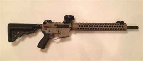 Handmade Rifles - custom guns gun reviews tactical gun review