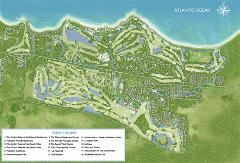 dorado resort map purest 3d studios provides frofessional community maps for