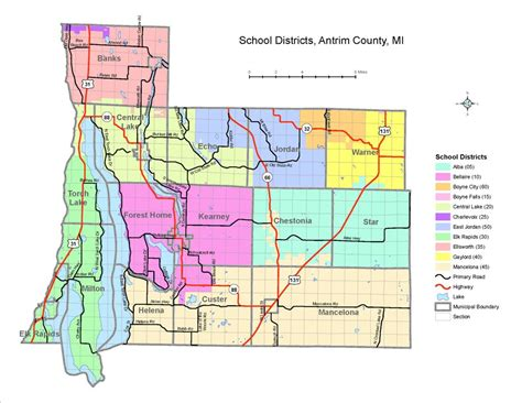 13th Circuit Court Records School Districts