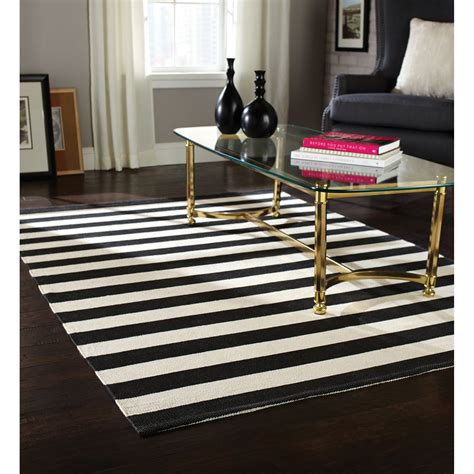 black and white accent rug charming white and black area rug black and white striped