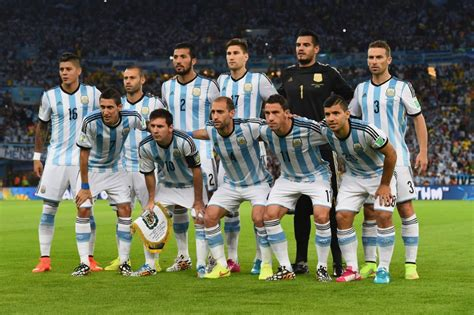 argentina national football team fifa 2014 world cup