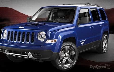 2014 Jeep Patriot Gas Mileage Suvs With Mpg Autos Post