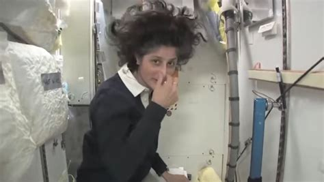 iss bathroom nasa astronaut worries about pooping in space on the iss