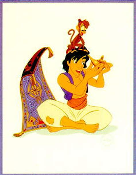 Aladin L by Disney Characters Disney Character