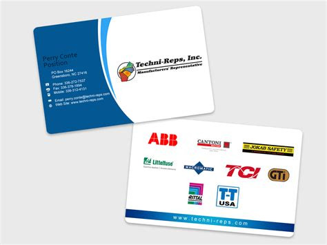 design of card business card design project manufacturers