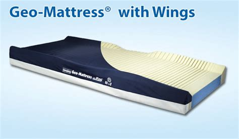 Geo Mattress by Geo Mattress 174 With Wings 174 Span America