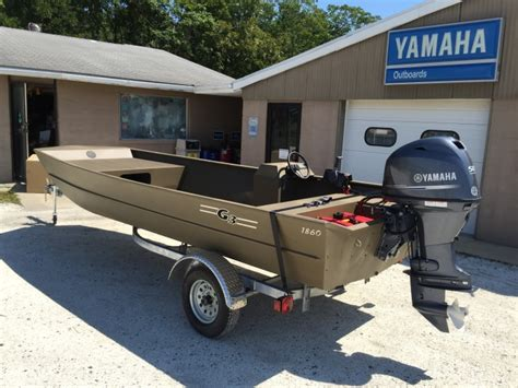 g3 tracker boats g3 1860vbw side console for sale in millville nj 08332