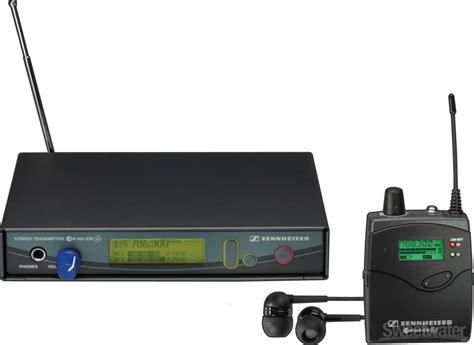 Microphone Wireless Mic Senheiser Ew 545 G2 sennheiser ew 300 iem g2 a range 518 554 mhz sweetwater