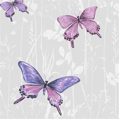 pink wallpaper b q colours flutter pink purple butterfly glitter effect