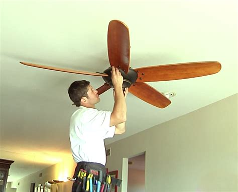 ceiling fan installation by lic electricians