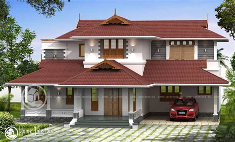 kerala home design 1 floor 2300 sq ft beatiful house design