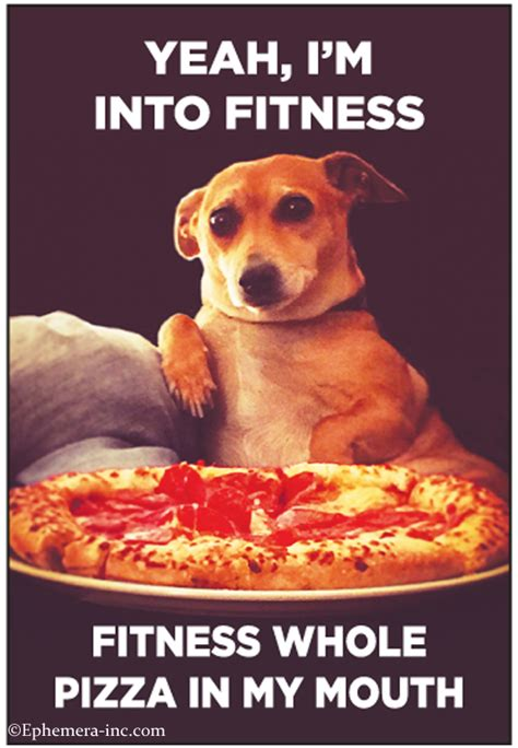 Memes About Pizza - the true definition of body positivity fatlogic