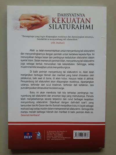 Dahsyatnya Kekuatan Keajaiban Doa Istri buku dahsyatnya kekuatan silaturahmi toko muslim title