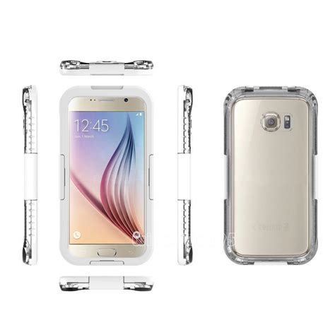 Samsung S6 Phone Waterproof waterproof phone for galaxy s6 edge chion