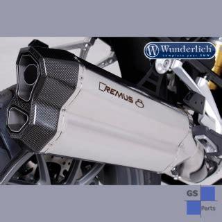 Euro 4 Motorrad Sound by Remus 8 R 1200 Gs Lc Edelstahl Euro4 Edelstahl Gs