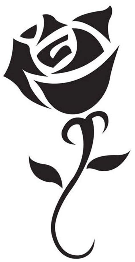 tato mawar vector tato bunga simple clipart best