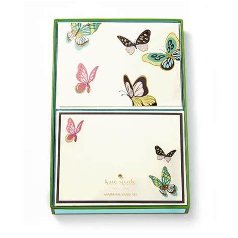 Kate Spade Wing 3 Fungsi Set 2 In 16022 Kualitas Semprem kate spade new york stationery set flight of fancy