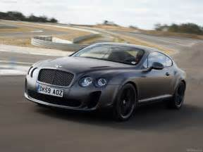 Bentley Continental Supersports Specs New Bentley Continental Supersports Features And