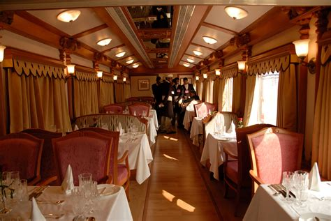 luxury trains of india indian luxury trains among world s best current affairs
