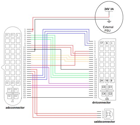wiring diagram hdmi to vga cable alexiustoday