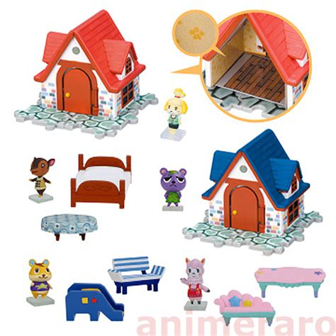 Animal Crossing New Leaf Furniture by Animal Crossing New Leaf Jump Out House Furniture Figure