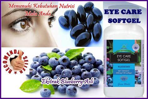 Eye Care Softgel Green World 5 cara sembuhkan blefaritis
