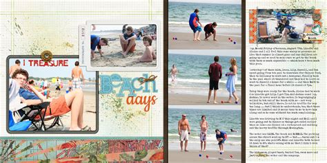 scrapbook layout with 6 photos ideas for scrapbook pages with 6 photos