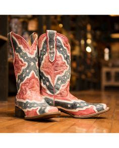 rebel flag boots dixie gt