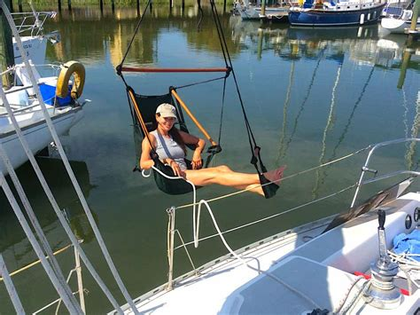 Air Chair Water by How To Hang It Up And Relax In The Air Chair Tidal