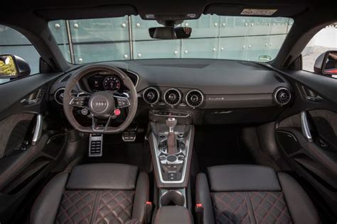 Audi Tt Rs Interior by 2018 Audi Tt Rs Usa Price And Specs 2018 Car Models