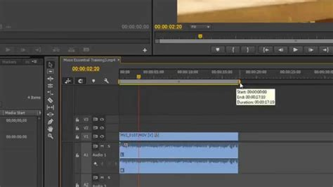 rendering sequences work areas in adobe premier pro cs6 activating the work area bar in premiere pro cc youtube