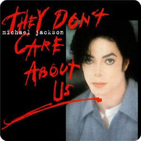 testo they don t about us micheal jackson they don t care about us testo