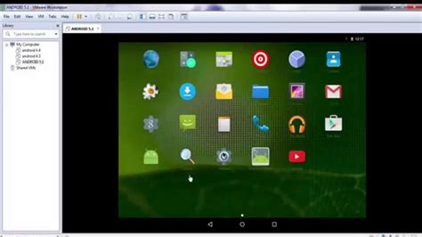 android vmware tutorial how to install android 5 1 1 lollipop in vmware computer and laptops