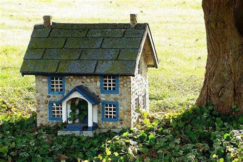 casa in miniatura 15 casas de piedra en miniatura para hacer su jard 237 n