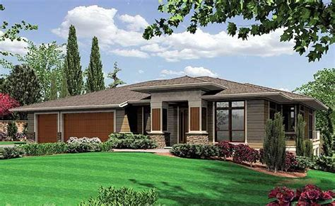 Modern Prairie House Plans | pinterest