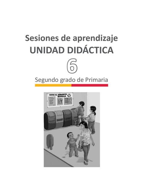 Sesiones De Aprendizaje Unidades 2015 Con Rutas | sesiones de aprendizaje de 4 de primaria 2015 con rutas