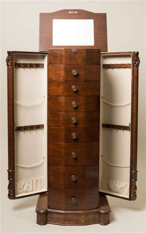 best locking jewelry armoire 144 best images about storage ideas on purse
