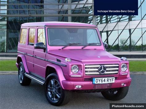 pink g wagon object moved