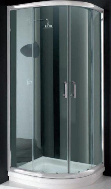 immagini box doccia box doccia cristallo 6 mm semicircolare apertura