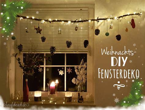 Weihnachtsdeko Fenster Ast by Weihnachtsdeko Ast Fenster