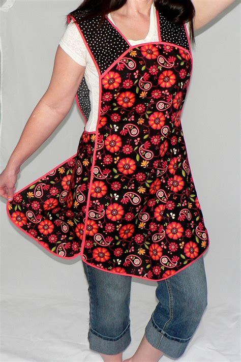 free pattern smock apron retro plus size smock apron arabella last one style