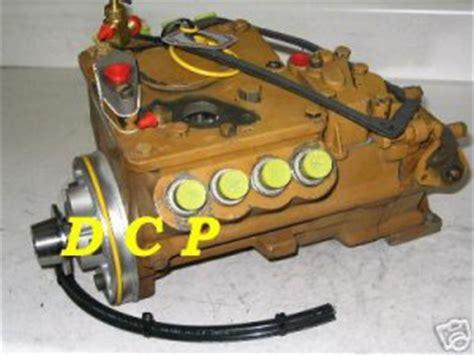 caterpillar cat  injection injector pump rebuild