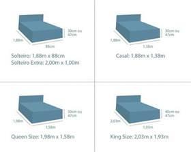 King Size Bed Medidas 25 Melhores Ideias De Medidas De Cama No Medidas Size Medidas King