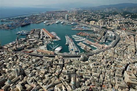 genova porto porto di genova aumenta 7 traffico di container