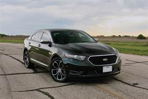 Ford Tarus Sho Hennessey Performance 2010 2016 Ford Taurus Sho Hpe435