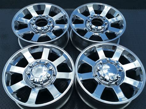 Ford Wheels by Fits Ford F250 F350 20 Quot Hd Wheels 2007 2010 Factory Style