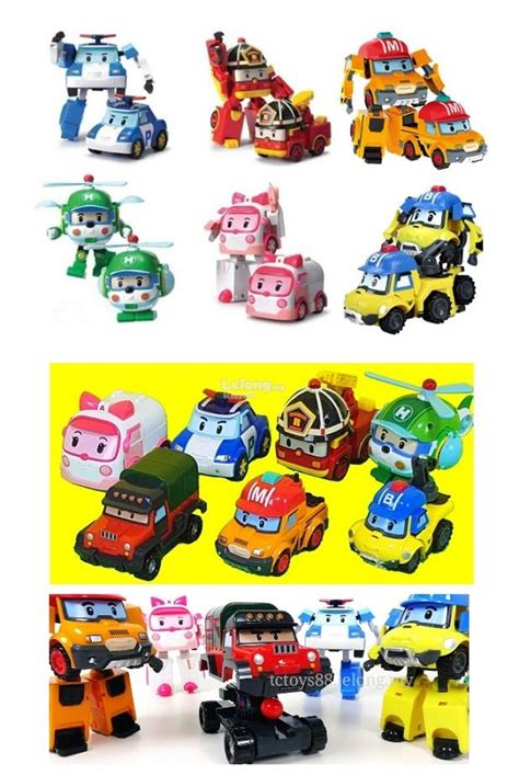 2017 robocar poli poacher truck rock end 2 7 2019 11 48 am