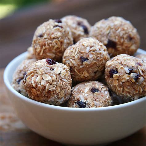 protein balls healthy post workout snack recipe coconut protein balls