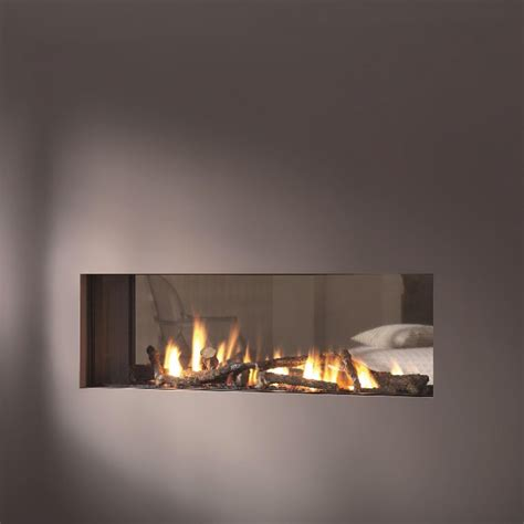 Tunnel Fireplace by Discount Prices Vision Trimline Tl100t Tunnel Gas Free Shipping
